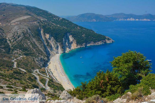 Myrtos strand Kefalonia
